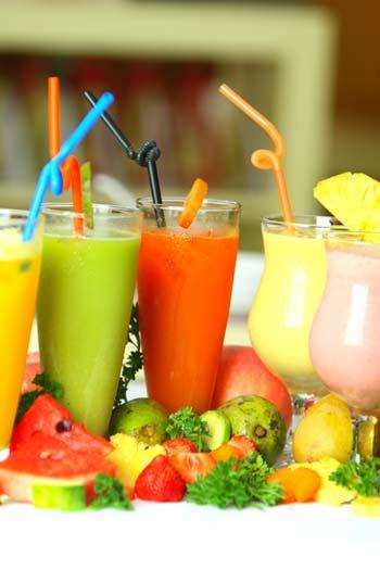Sinh tố dinh dưỡng cho 12 cung hoàng đạo