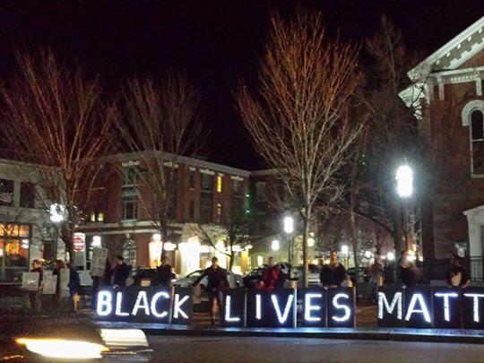 Black Lives Matter! Vigil Tuesday, Dec 22nd 5:30pm - 6:30pm