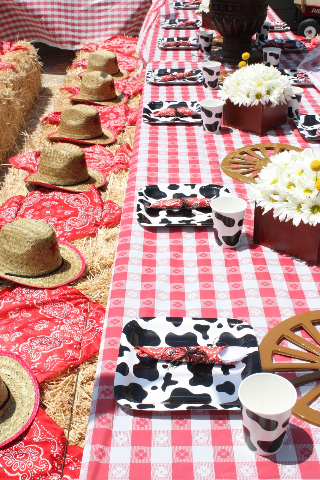 Events Inspired By Love Barnyard Birthday Bash