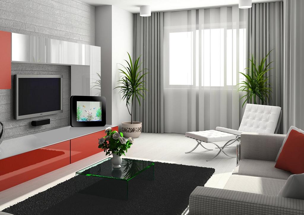 Mi casa mi hogar cortinas para salas grandes 2013 - Cortinas para salon moderno ...