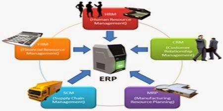 Ruang lingkup ERP