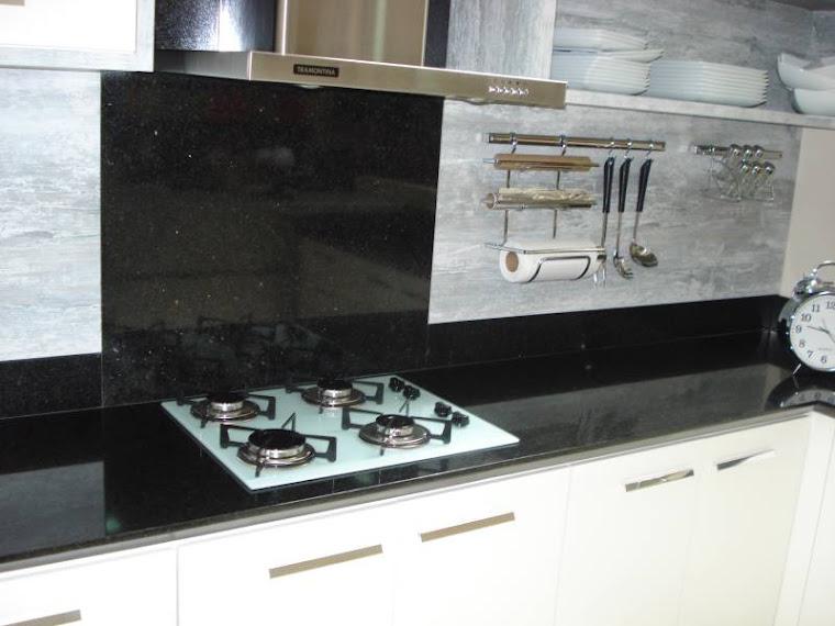 cozinha granito preto são gabriel