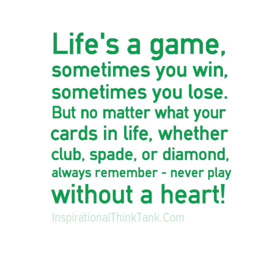 becoming a winner in the game of life Find recent winning numbers, game information and related links the vermont lottery supports the state education fund.