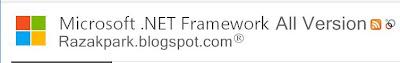 razakpark.blogspot.com - Download NET Framework All Version