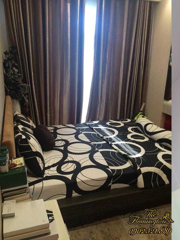 Cho thuê căn hộ Flemington giá rẻ diện tích 116m2 | Phòng ngủ 1
