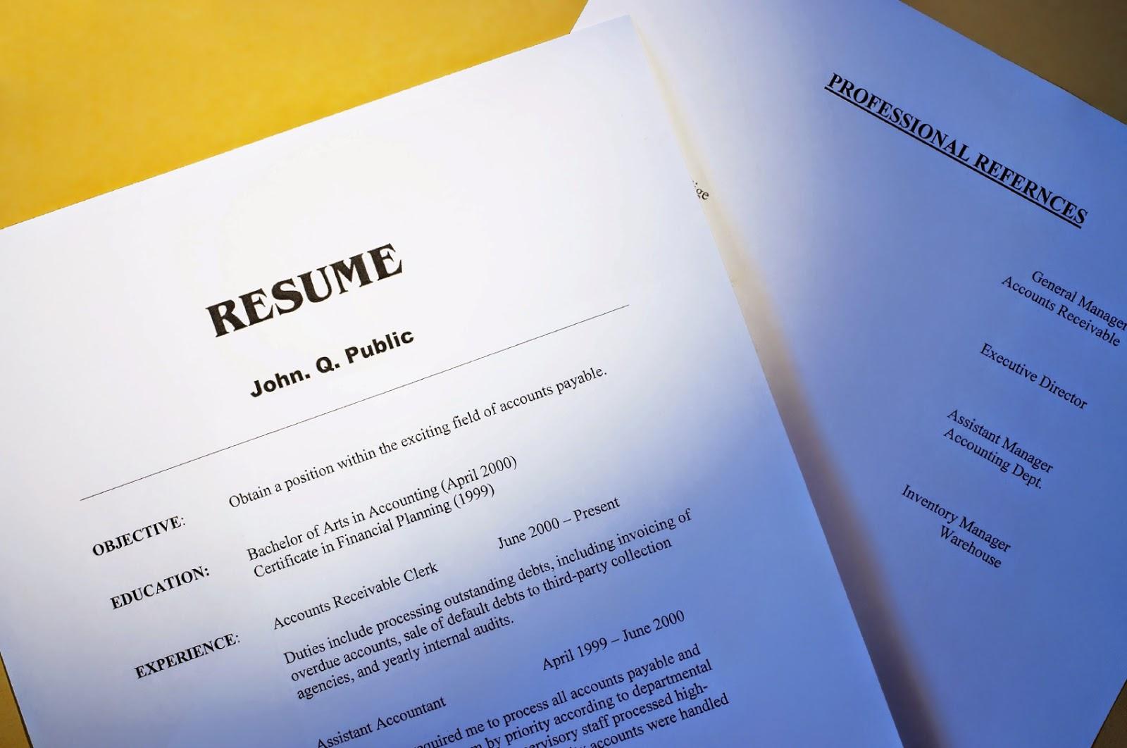 Summary of writing a resume by wislawa szymborska