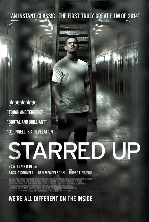 Starred Up, de David Mackenzie poster