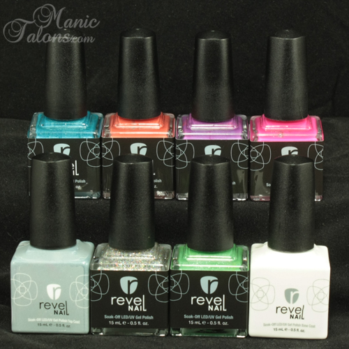 Revel Nail Gel Polish Review