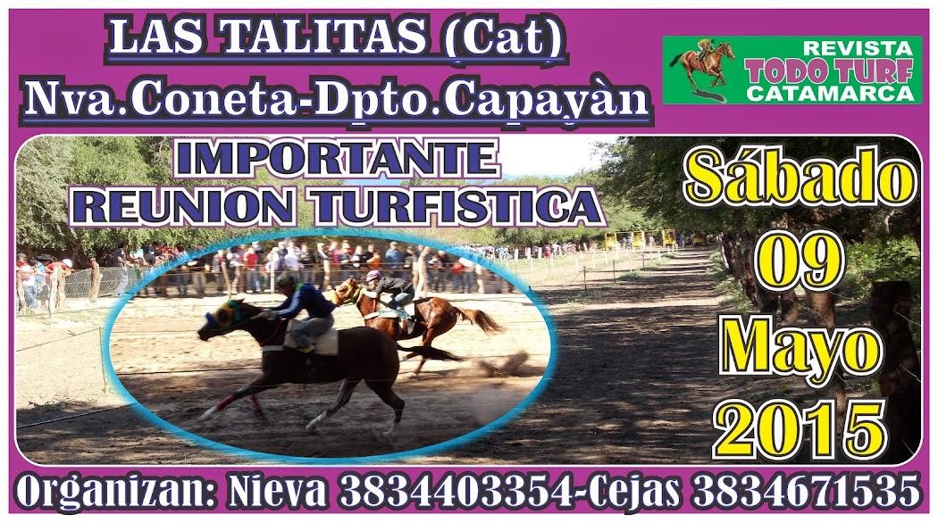LAS TALITAS 09/05/2015