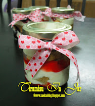 Tiramisu in Jar