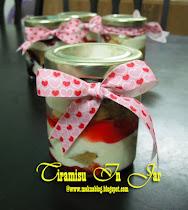 Tiramisu in Jar