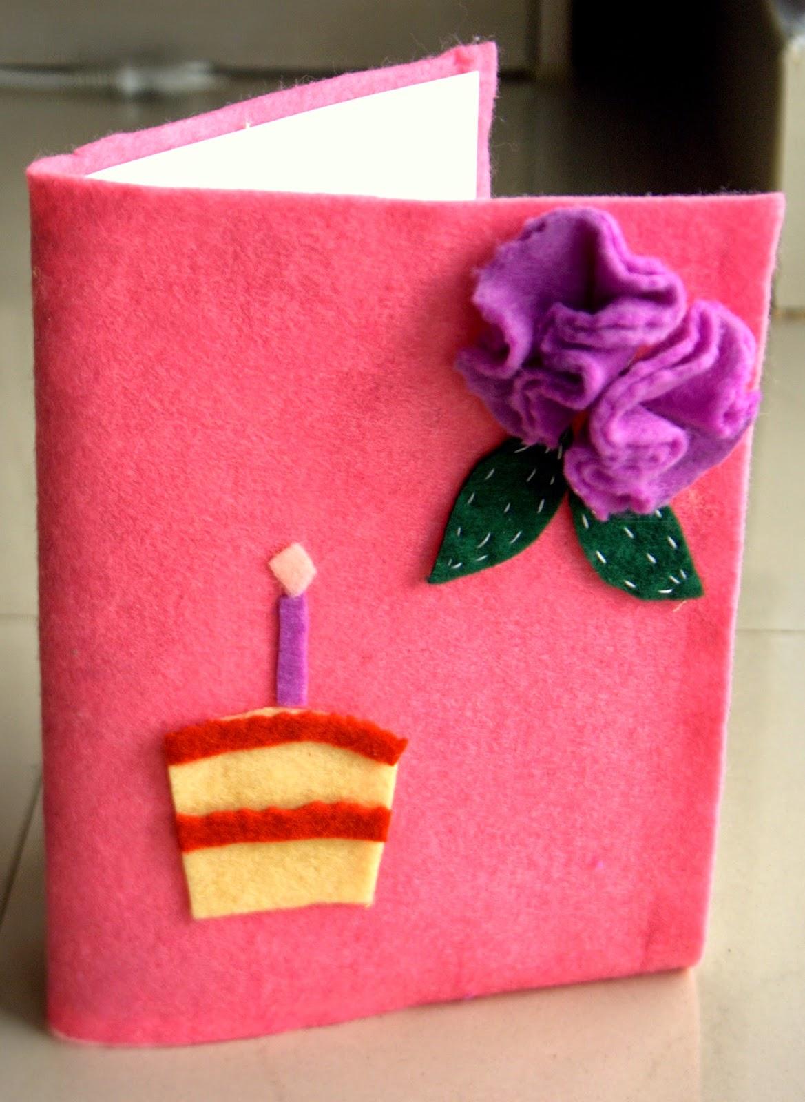 Ruffles N Dreams Easy Handmade Greeting Card