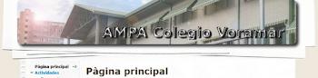 Página web del AMPA