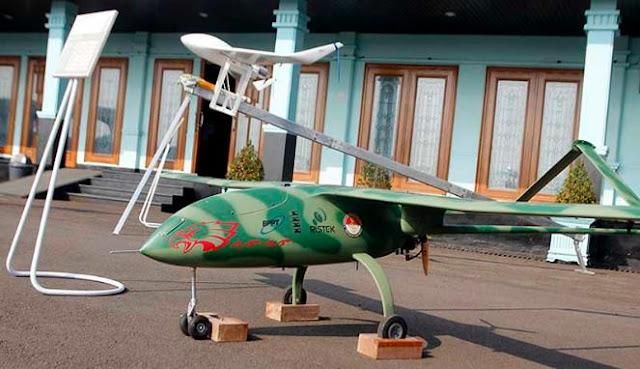 Pesawat Puna Sriti dan Puna Alap-alap