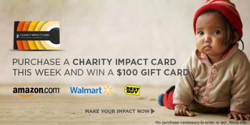 Charity Impact Card