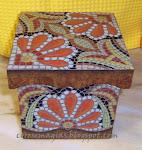 Imitação de mosaicos