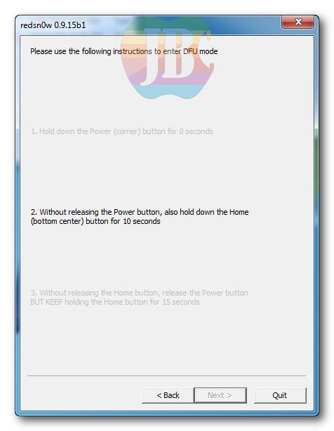 Jailbreak 6.1.3 iOS 7: Cara Downgrade iPhone 4 dari iOS 6.x ke iOS 5.x ...