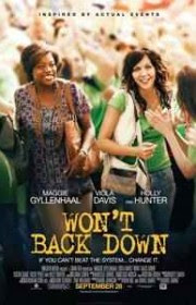 Ver Won't Back Down (2012) Online