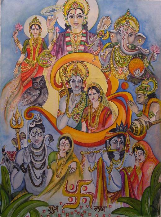 Hariharji november 06 2011 - Images of hindu gods and goddesses ...