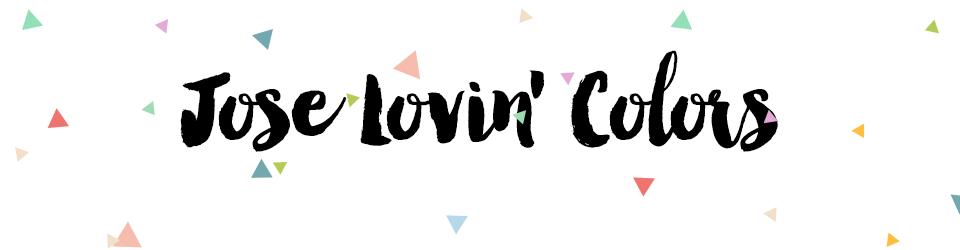 Jose Lovin' Colors