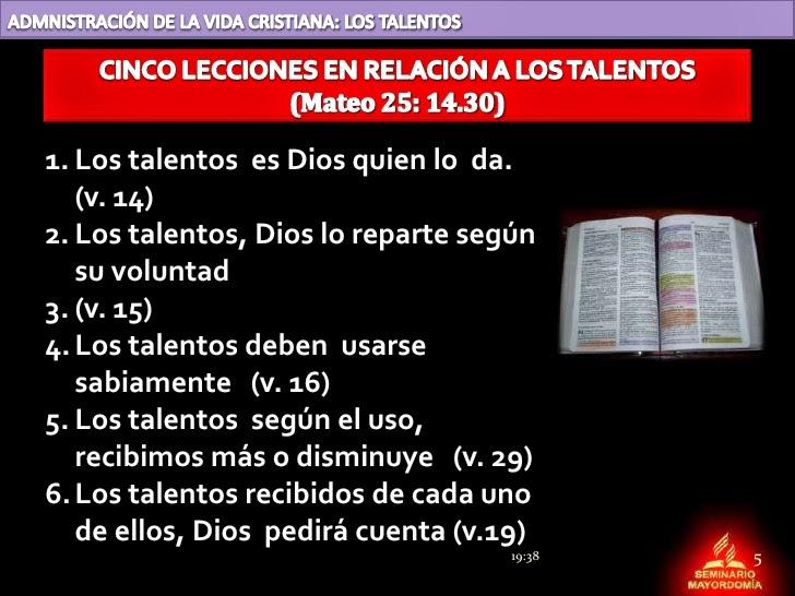 Resultado de imagen para parabola de los talentos mateo 25 14-30