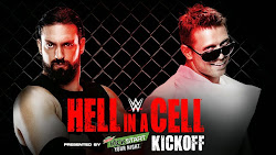 Wwe Hell in a Cell 2014 Kickoff en vivo - Preshow Wwe Hell in a Cell 2014 en vivo