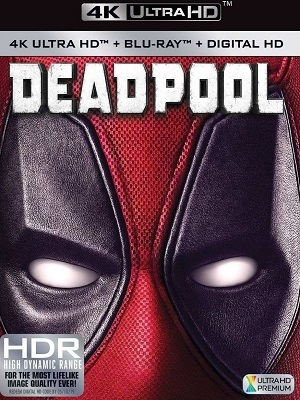 Filme Deadpool 4K 2016 Torrent