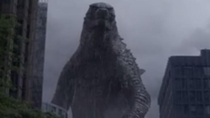 Gambar Godzilla 2014 Monster Raksasa Pembela Bumi