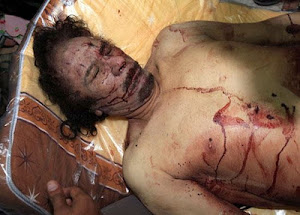 Gaddafi Dead 5
