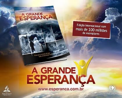 Click no banner e conheça o livro A Grande Esperança