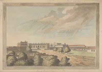 ராமேஸ்வரம் -பழைய படங்கள் Ramnad+palace+1784