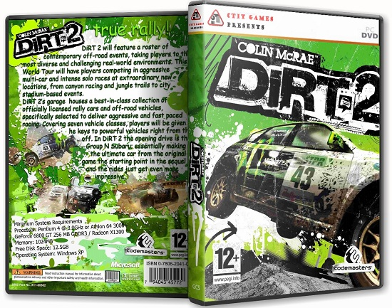colin mcrae dirt 2 rogconnect. Black Bedroom Furniture Sets. Home Design Ideas