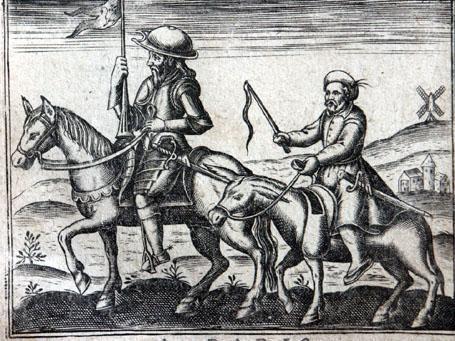 Resumen Del libro:Don Quijote De la Mancha