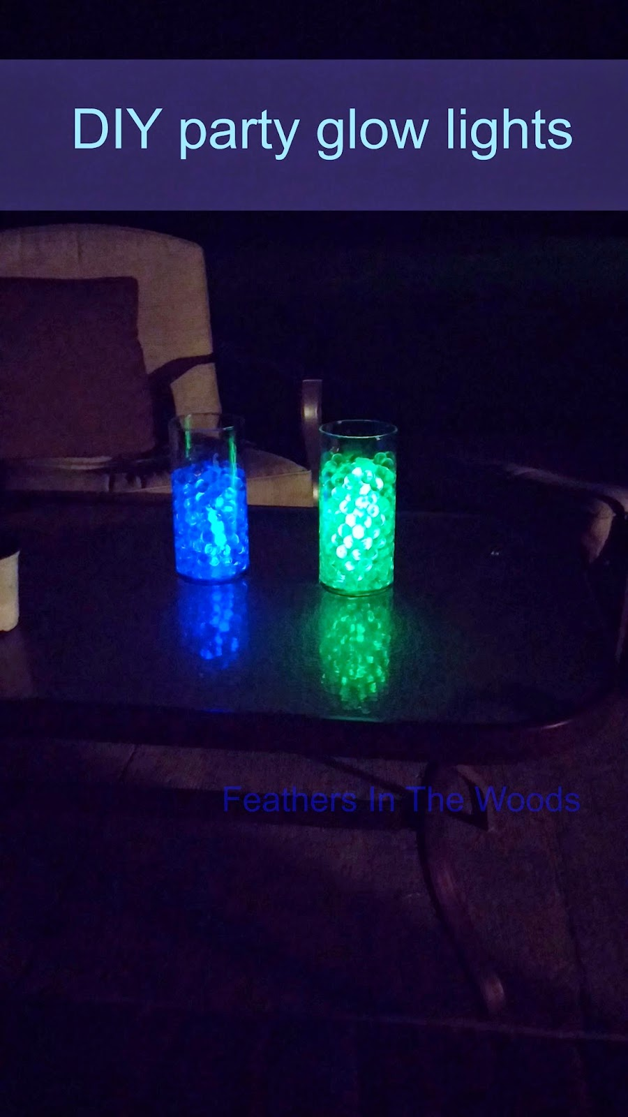 What to do with orbeez water beads feathers in the woods graduation party lights reviewsmspy