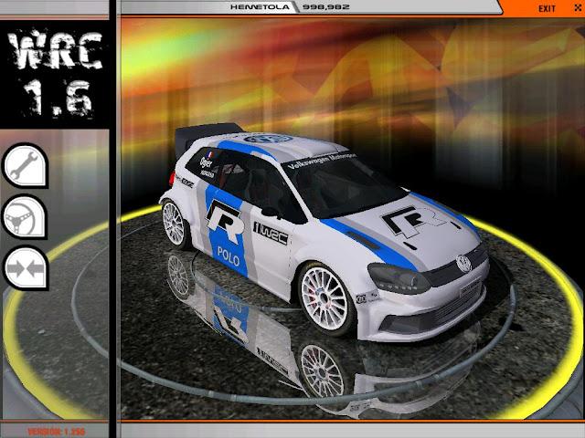 WRC mod para rFactor Rally