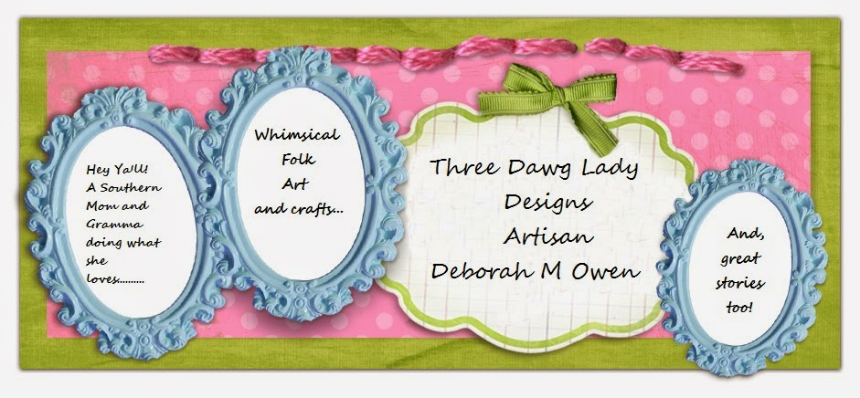 Three Dawg Lady Designs