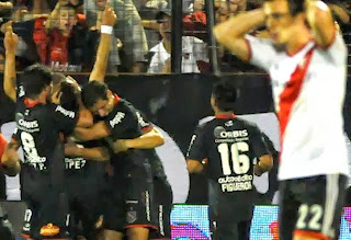 Newell's, River Plate, Torneo Inicial, 2013,