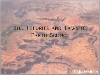 The Theories and Laws of Earth Science