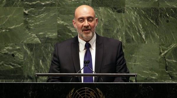 ''Los israelíes son el blanco de una campaña de terror dirigida por Irán y Hezbollah''