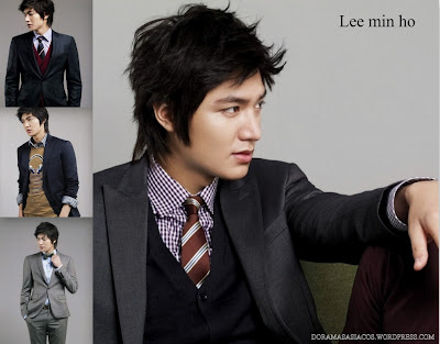 Short Hair Styles☀Lee Min Ho