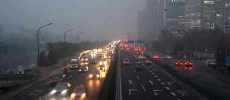 POLUIÇÃO DO AR FECHA AEROPORTOS E CAUSA ALARME NA CHINA