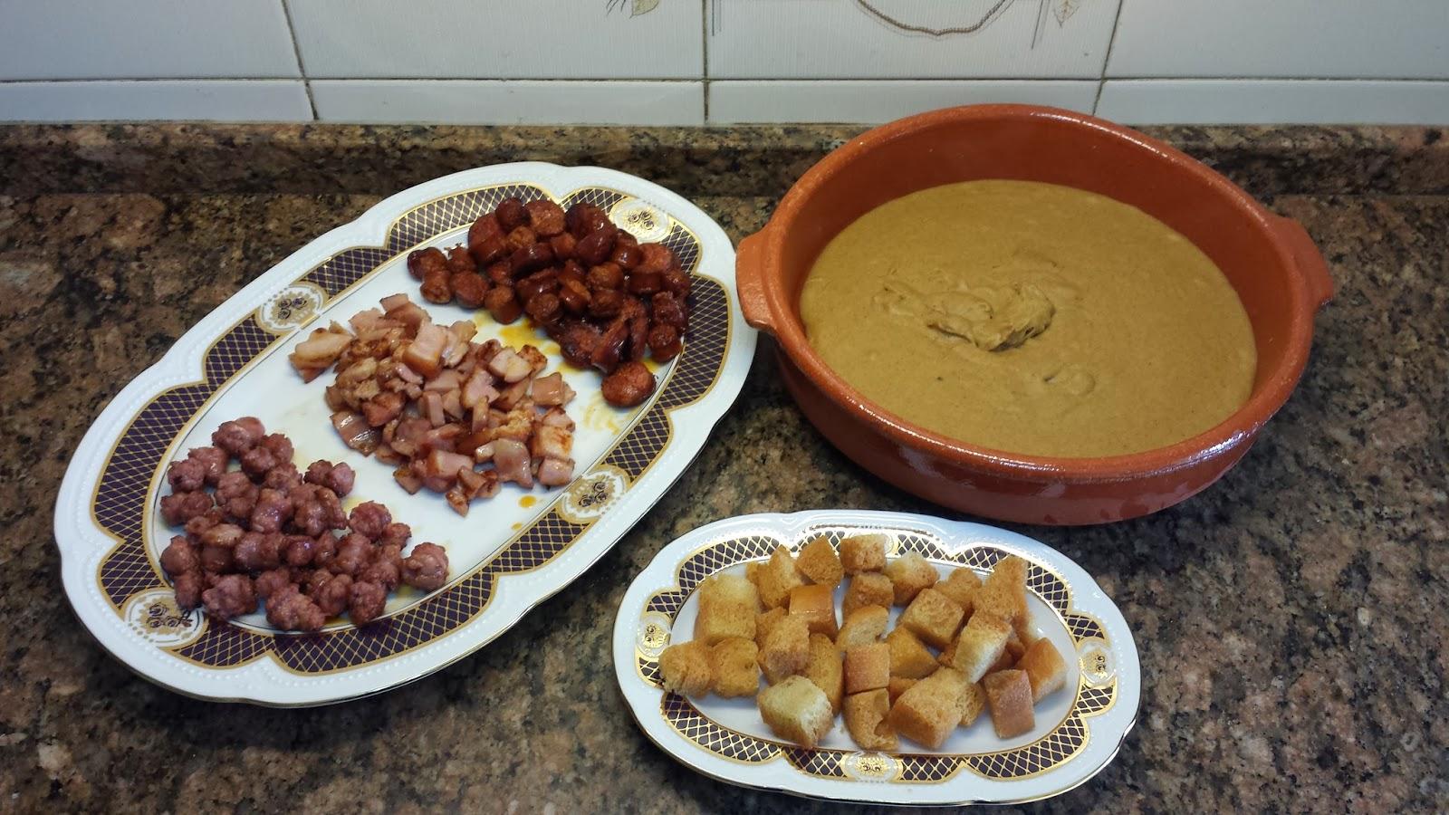 Gachas manchegas la cocina tradicional de cambalache3 for Cocina tradicional