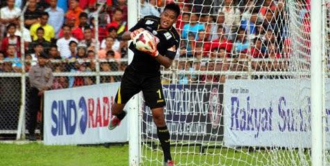 Apa Tekad Kurnia Meiga untuk Indonesia di AFF Cup 2014?