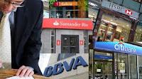 una negra proyeccion mundial para los proximos meses Bancos