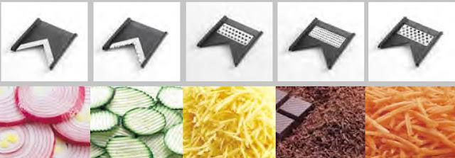 Cutite forma V- Feliator legume- Aparat feliat legume- produs  Profesionale, Horeca-PRET