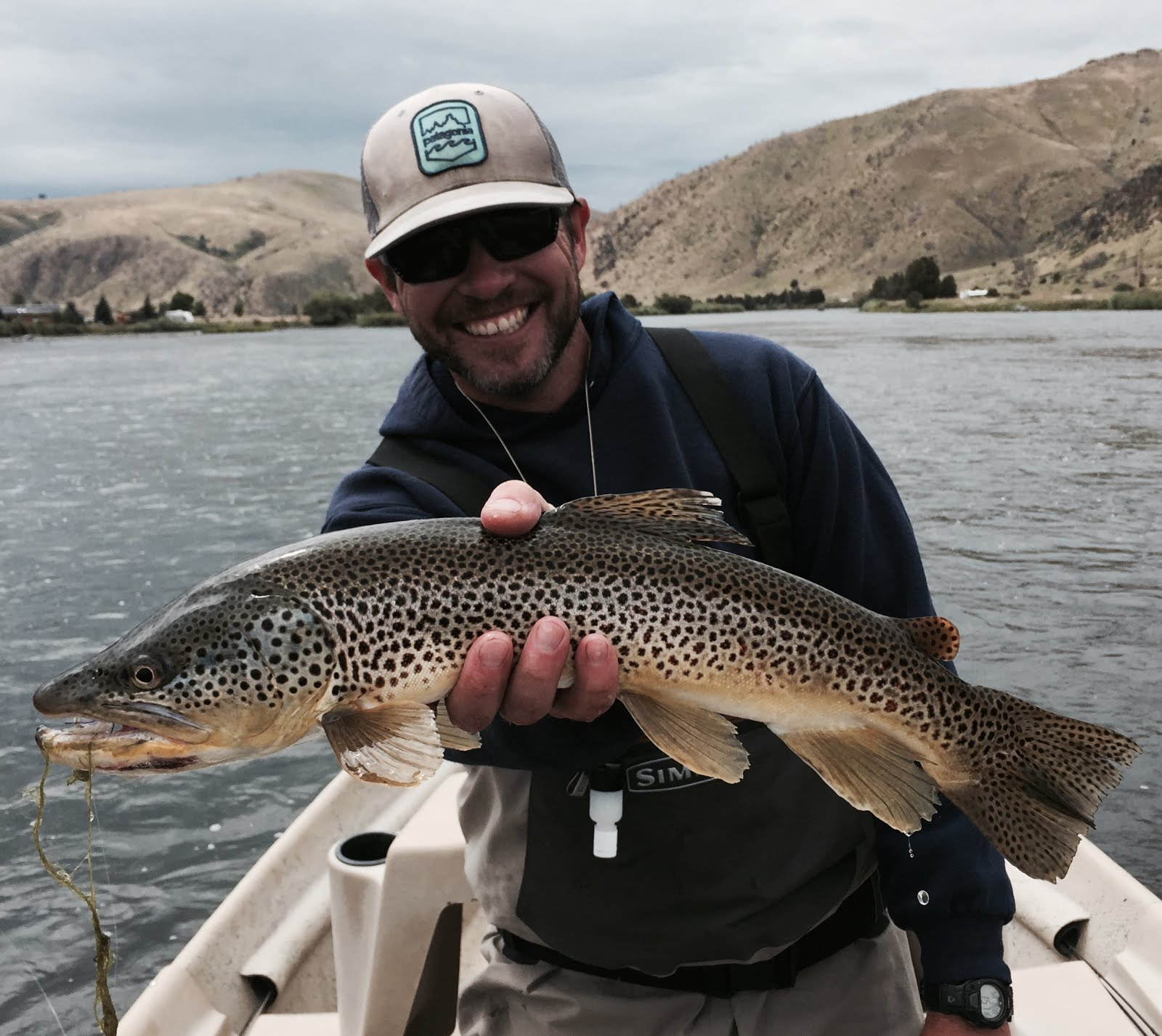 bozeman fly - fishing guides and outfitters - bozeman, mt, Fly Fishing Bait