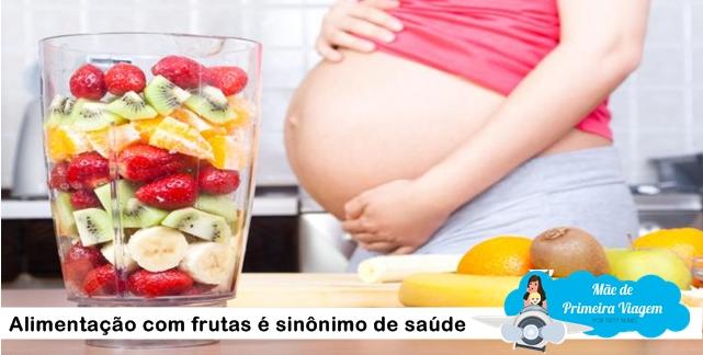 Alimentação com frutas é sinônimo de saúde
