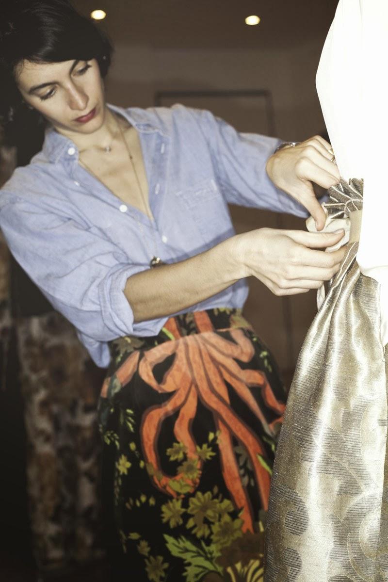 Style Inspiration Marta Ferri Fashion Designer Milano