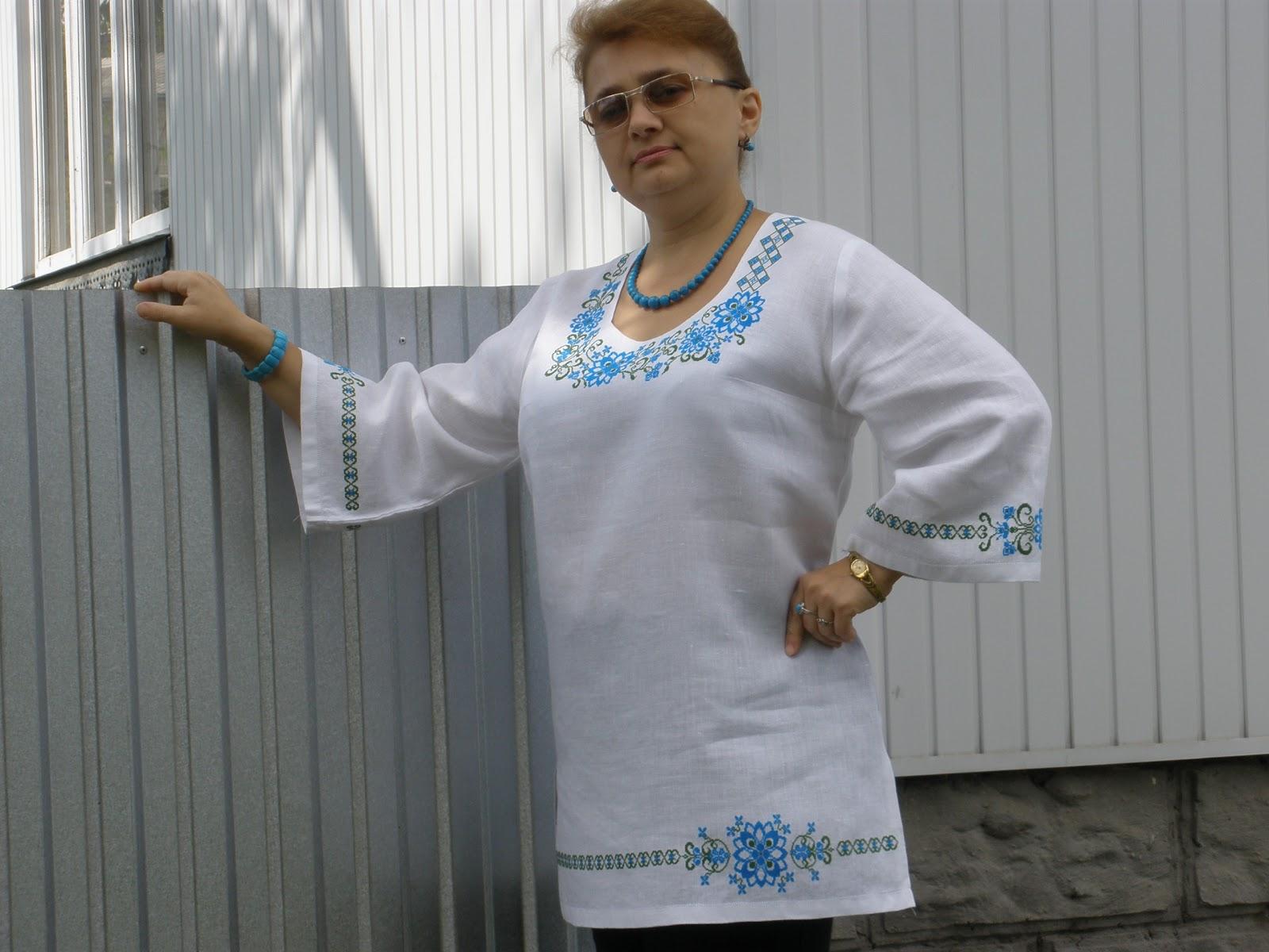 вишиванка жіноча схеми мережка