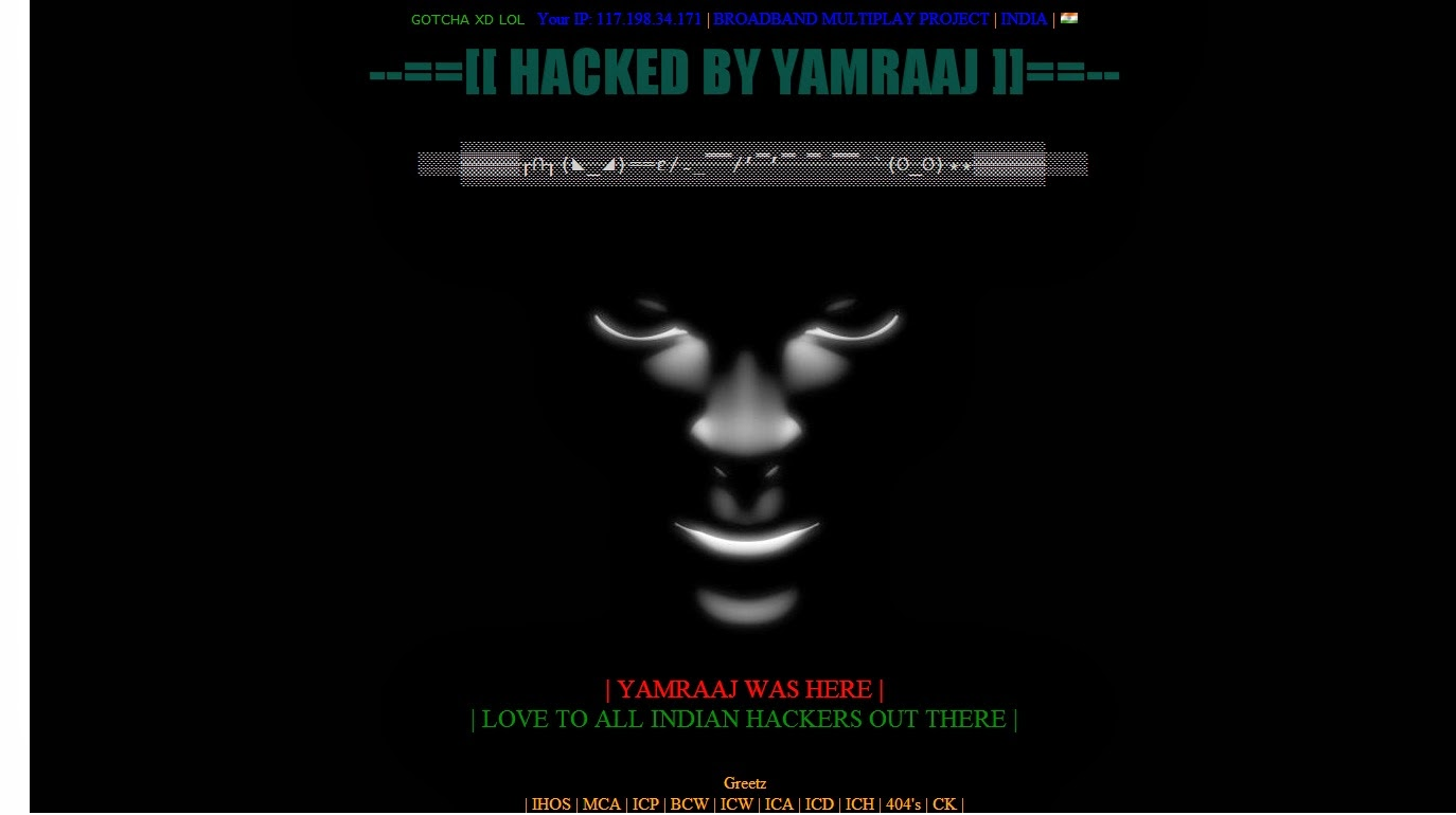 Indian Hackers hacked Bangladesh Government sites - Continues Cyber war , Cyber war between indian and bangladesh, hacking govrnment sites, hacked by yamraaj, indian hackers, security loop holes, security expert